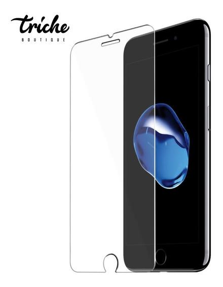 Cristal Templado Mica Contra Golpes iPhone 7 iPhone 8