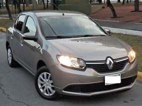 Renault Logan 2018 Version Zen Solamente 4,650 Kms Impecable