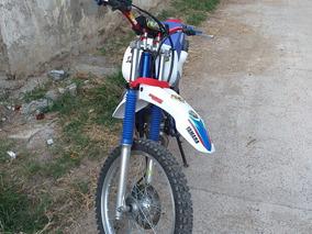 Yamaha Dt 125 Modelo 93 Freno Se Disco Mela