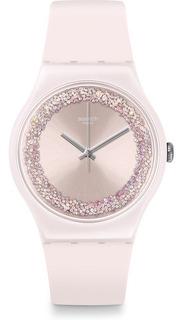 Relógio Swatch Pinksparkles - Suop110