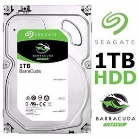 Hd Seagate Desktop 1tb 1000gb 7200rpm 64mb Garantia Seagate