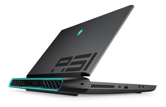 Notebook Dell Alienware Area-51 I7-9700k 16gb Ssd 256gb Plv