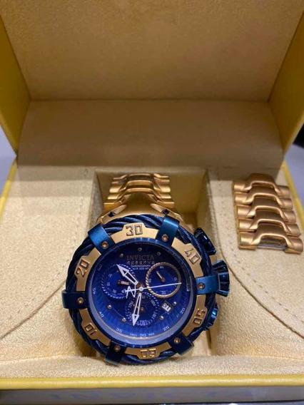 Relógio Invicta Original Bolt 21371 Azul