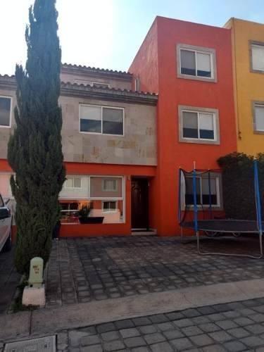Casa 3 Niveles Rincón Del Lago Cuautitlan Izcalli