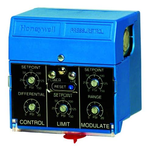 Imagen 1 de 1 de Control De Presion P7810c1026 Honeywell