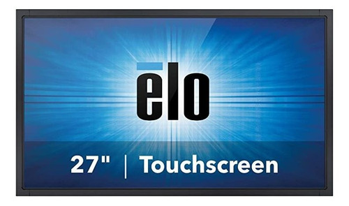 Monitor Elo Led-backlit Lcd 27 Black E329262