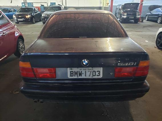 Bmw 540i E34 Motor V8