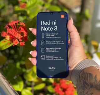 Xiaomi Note 8 Novo Barato