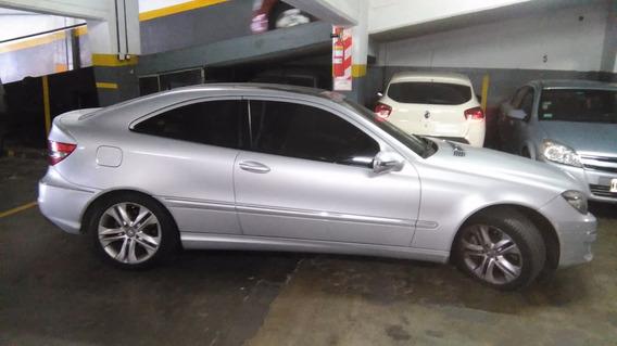 Mercedes-benz 350 Clc 2011 Plata Coupe Primera Mano Automati