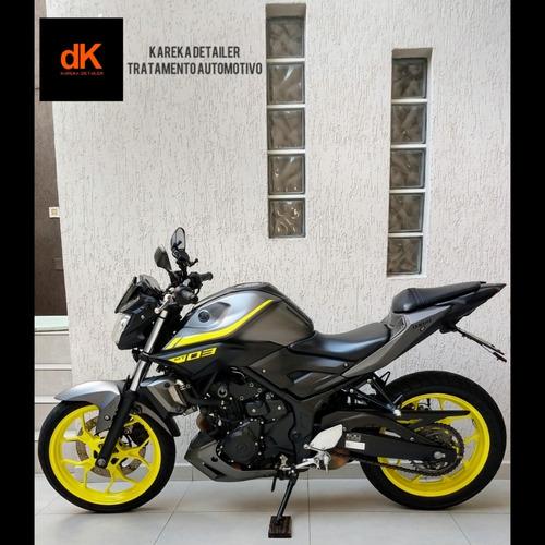 Yamaha Mt03 - 321cc