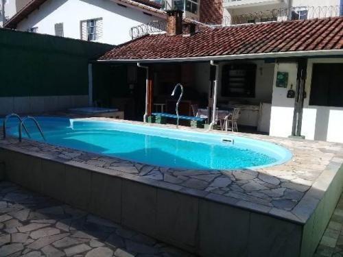 Casa C/ Edícula E Piscina Na Praia Sonho - Itanhaém 6708 Npc