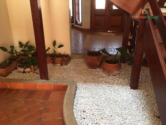 Casa Em Tatui, Parque Residencial Colina Das Estrelas, Tatuí - Ca0270. - Ca0270