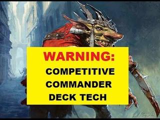Deck Commander Krenko Completo - Tribal Goblin