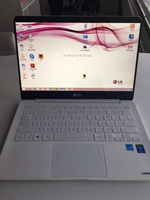 Notebook Lg Ultra Slim Branco Core I7