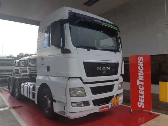 Man Tgx 29.440 6x4 Selectrucks