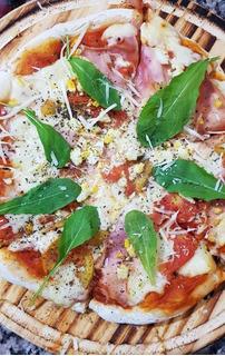 Pizzas Caseras Artesanales Congeladas(sin Conservantes)