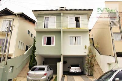 Casa Residencial À Venda, Vila D