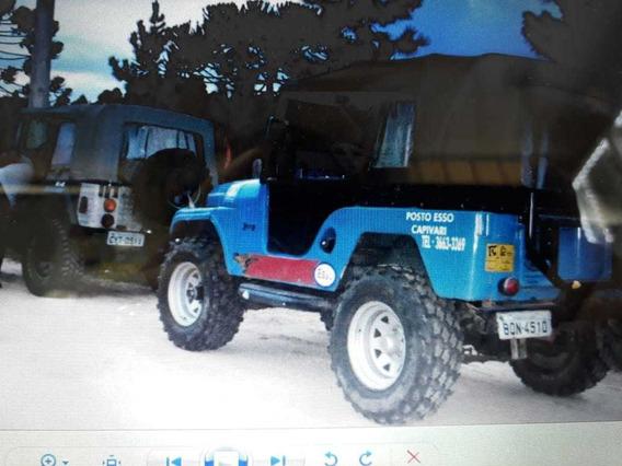 Ford Jeep Segundo Dono