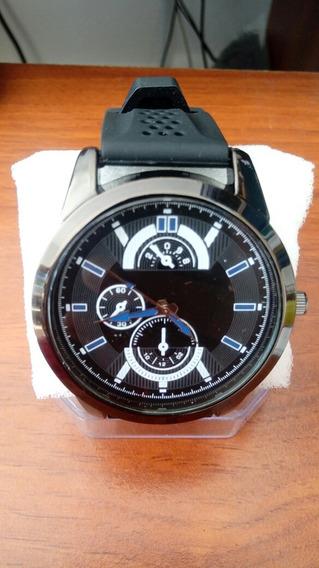 Relógio Resistente A Água, Stainless Steel Back