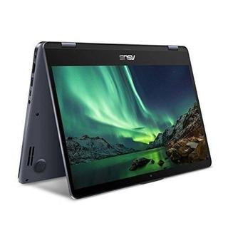 Asus Tp410ua-ds71t Vivobook Flip 14 Delgado Y Ligero 2 En 1