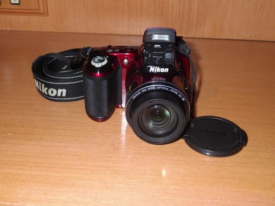 Câmera Nikon L-810