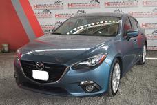 Mazda, Mazda3, 2015, 2.5 Sedán S Gt Ta Azul