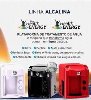 Purificafor Top Life Água Alcalina E Ionizada