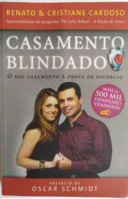 Livro Casamento Blindado Renato Cristiane Cardoso