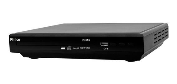 Dvd Player Ph135 Usb, Mp3 - Philco