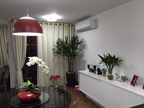 Apartamento Com 2 Dormitórios À Venda, 63 M² Por R$ 460.000 - Alto Do Pari - São Paulo/sp - Ap1887
