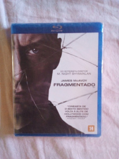 Blu-ray Fragmentado