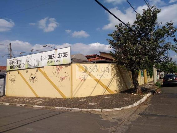 Casa Comercial À Venda, Vila Menuzzo, Sumaré. - Ca0685