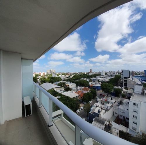 -apartamento 1 Dormitorio, Balcón, Garage, La Blanqueada.