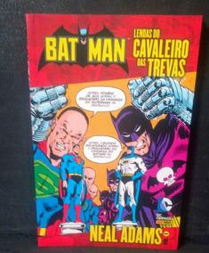 Batman Lendas Do Cavaleiro Das Trevas Neal Adams 1