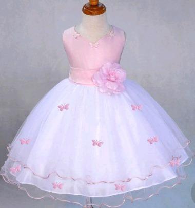 048622385 Vestido Nena Bautismo - Ropa y Accesorios en Mercado Libre Argentina
