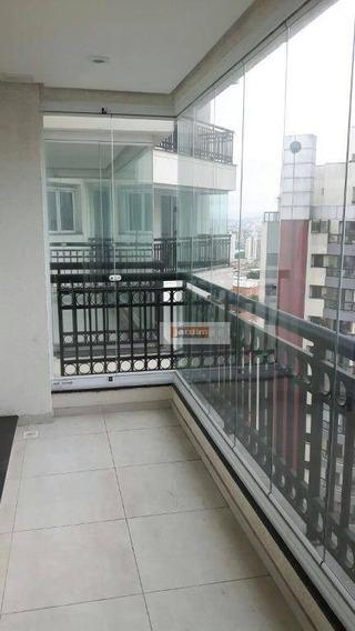 Flat Residencial À Venda, Jardim Anália Franco, São Paulo. - Fl0006