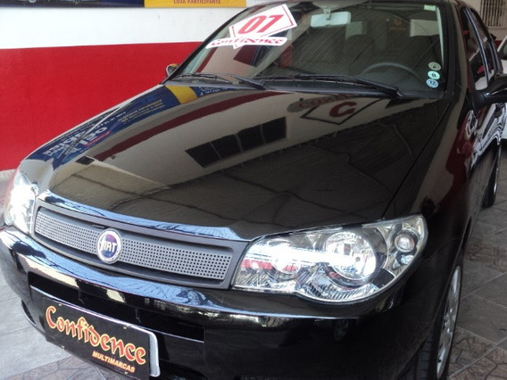 Fiat Palio 1.0 Celebration 2007 Flex 4p Completo $15990,00