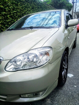 Toyota Corolla 1.8 16v Xei Aut. 4p Ano 2006