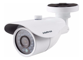Câmera Intelbras 2.8mm Vm 3120 Ir G4 Super Analógica 720p