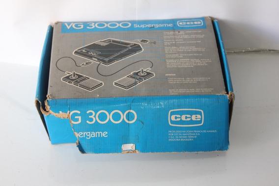 Videogame Atari Cce Vg3000 Na Caixa/console
