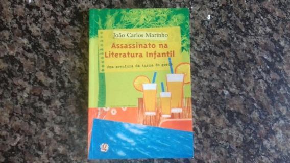 Livro - Assassinato Na Literatura Infantil.