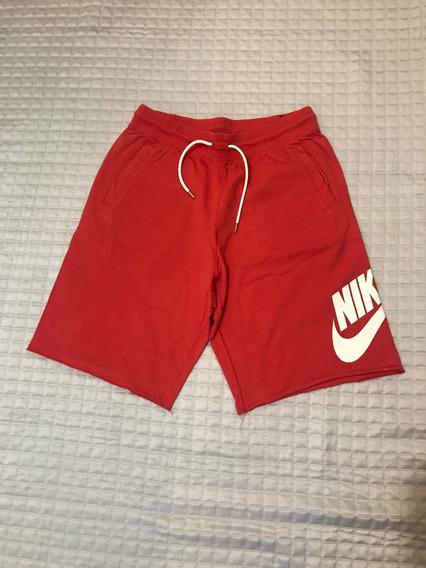 Bermuda De Moletom Nike Sportswear