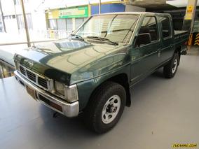 Nissan D-21 Mt 2400cc 4x4