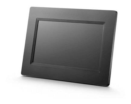 Porta Retrato Quadro De Fotos Moderno Digital Usb Resistente