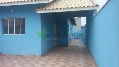 Casa Residencial À Venda, Balneário São João Batista Ii, Peruíbe. - Codigo: Ca0311 - Ca0311