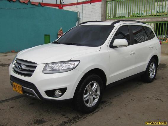 Hyundai Santa Fe Gl 2.4 Tp 7psj 4x4