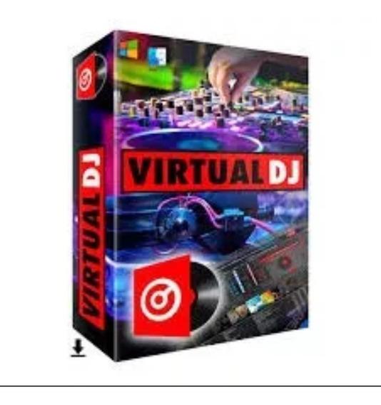Virtual Dj 8.1 + Brindes , Skins Serato E Virtual Dj Remote