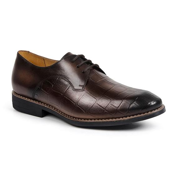 Sapato Masculino Linha Premium Derby Sandro Moscoloni 16177