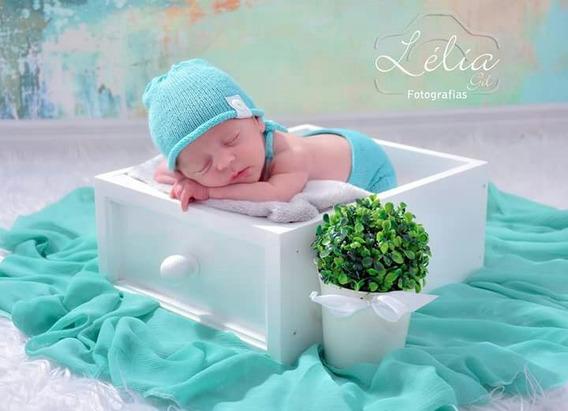 Gaveta Bebê Newborn Acompanhamento Foto
