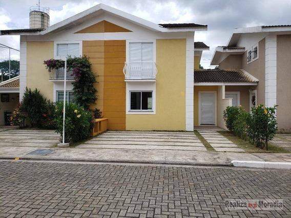 Casa Condomínio Fechado - 03 Dormitórios - Granja Viana - Ca1449